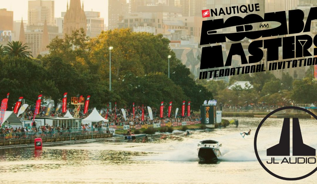 JL Audio and Navico Make Waves at Annual Moomba Masters in Melbourne – Sound Waves That Is