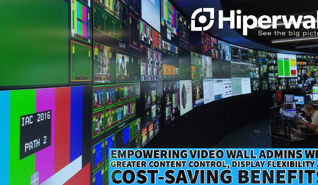 Hiperwall Unveils HiperSource Browser – The Ultimate Software Tool for Video Wall Solutions