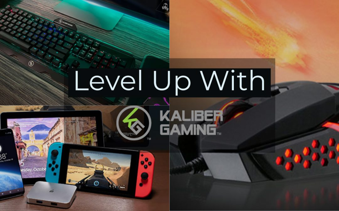 Case Study: Revitalizing the Kaliber Gaming Brand