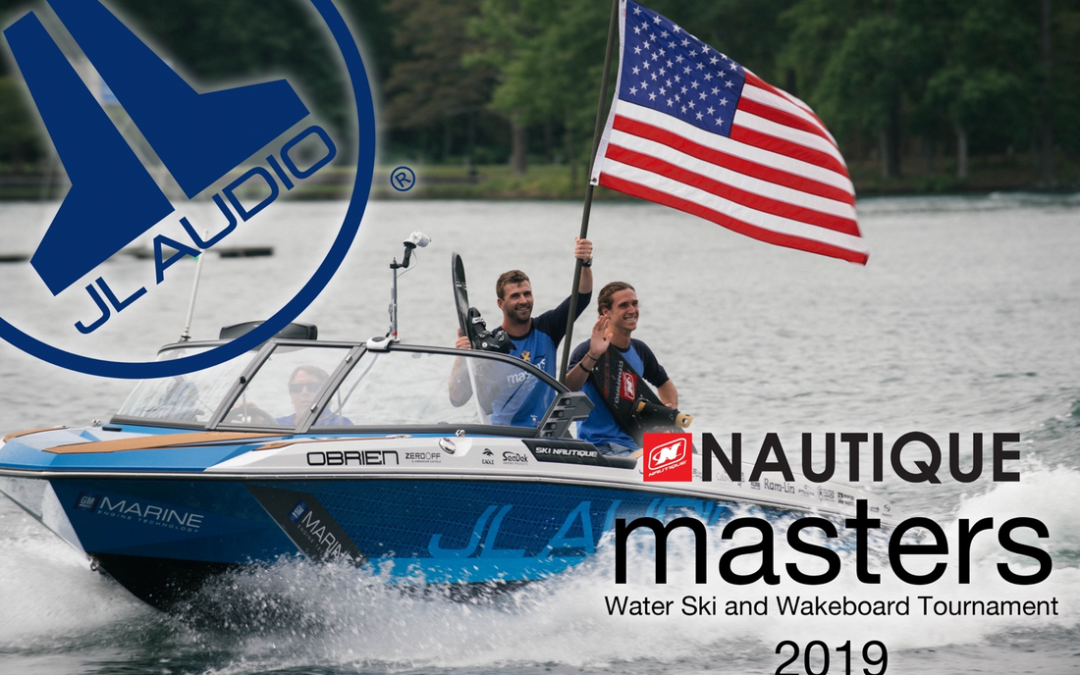JL Audio Sponsors 60th Annual Masters Waterski and Wakeboard Tournament