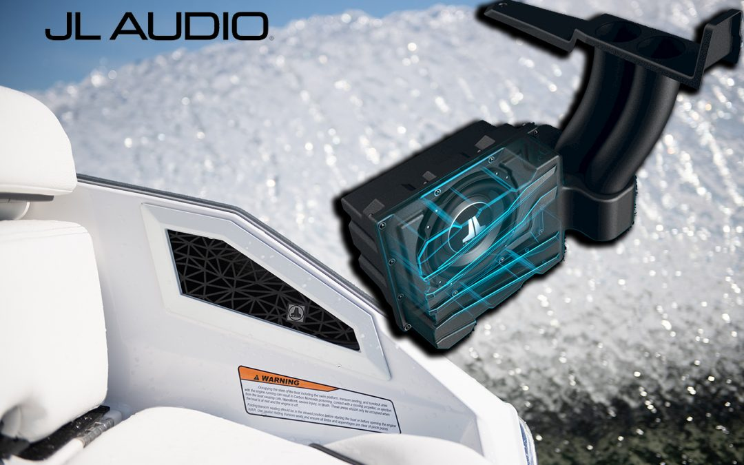 JL Audio Unveils WakeSub™ Rider-Focused Subwoofer Technology