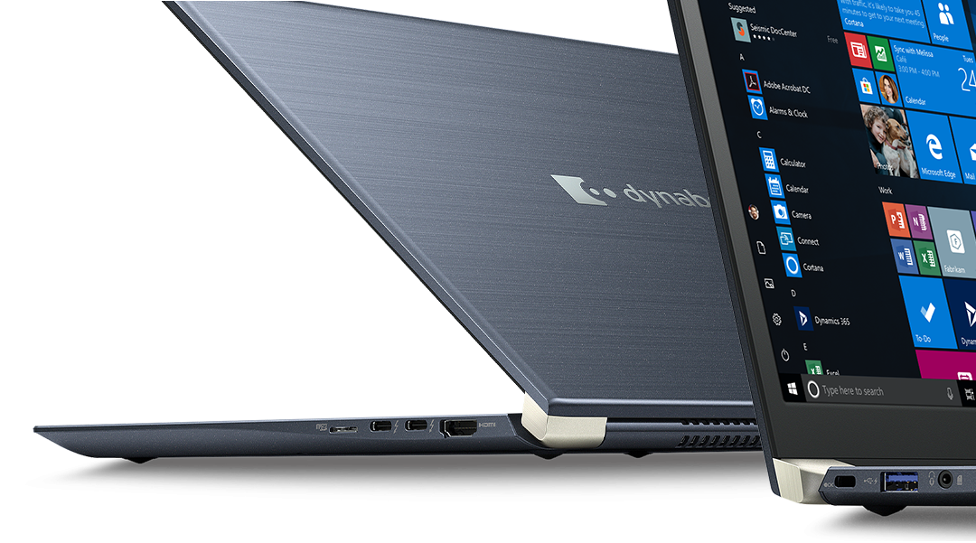Dynabook Adds 10th Gen Core™ Processors to Portégé X Series Laptops