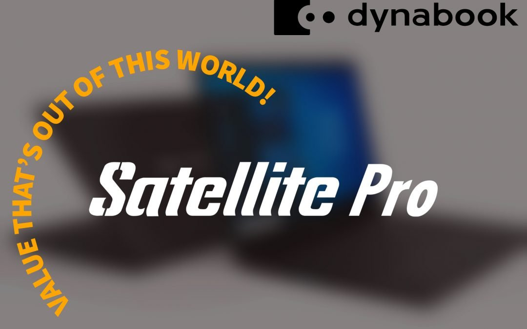 Dynabook Rolls Out New Satellite Pro Laptop Series, elects SYNNEX Corporation as U.S. Distributor
